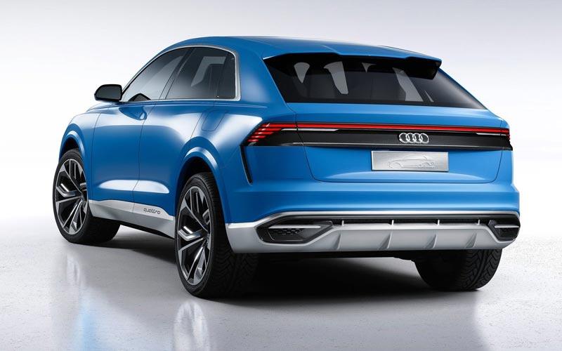 Фото Audi Q8 Concept