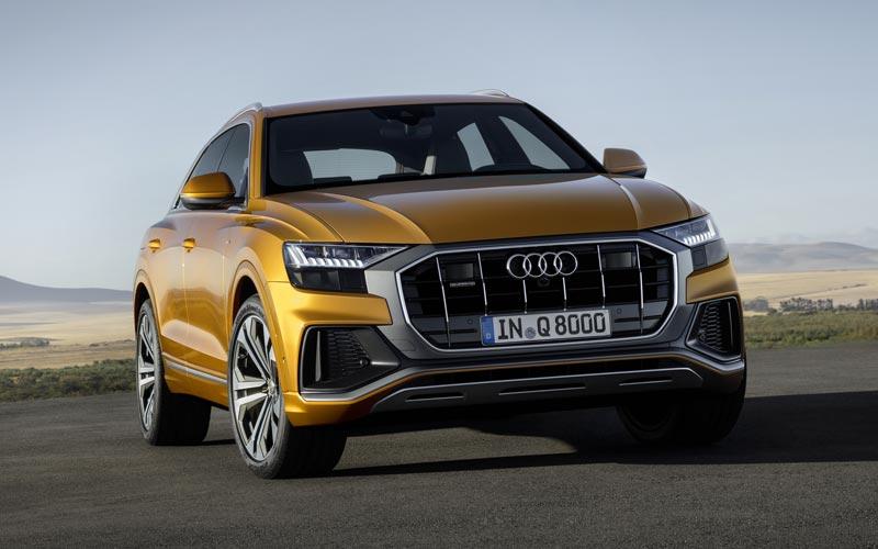 Фото Audi Q8