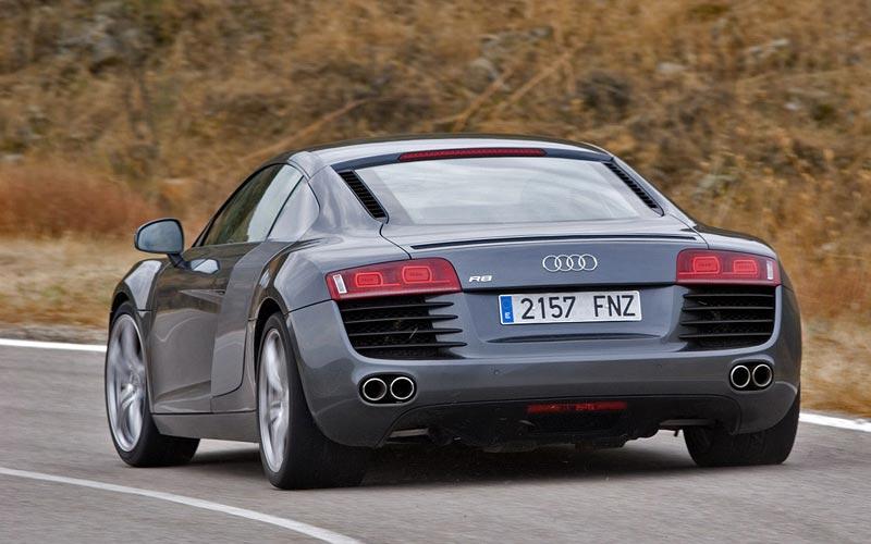 Фото Audi R8  (2006-2012)