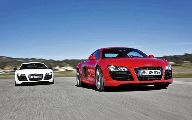Фото Audi R8 V10  (2009-2012)
