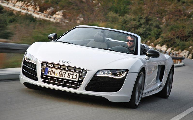 Фото Audi R8 Spyder  (2010-2012)