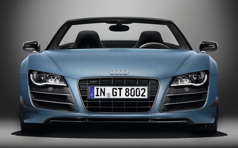 Фото Audi R8 GT Spyder  (2011-2012)