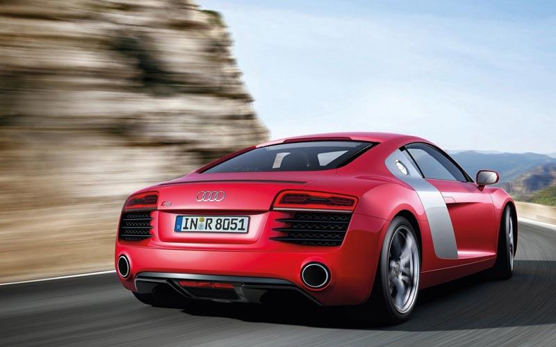 Фото Audi R8  (2012-2014)