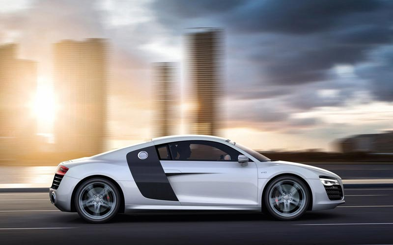 Фото Audi R8 V10  (2012-2014)
