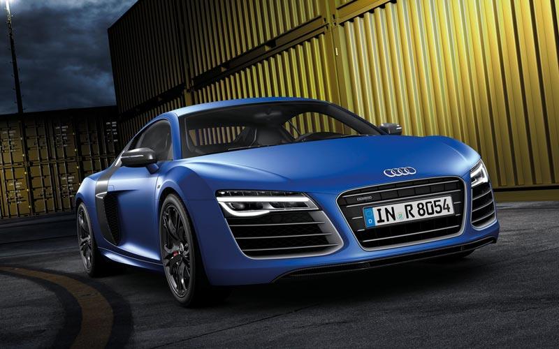 Фото Audi R8 V10 plus  (2012-2014)
