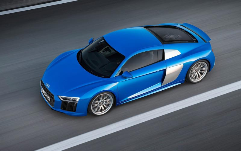 Фото Audi R8