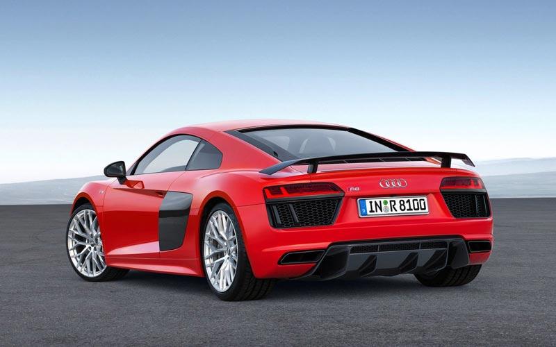Фото Audi R8 V10 plus
