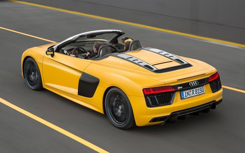 Фото Audi R8 Spyder