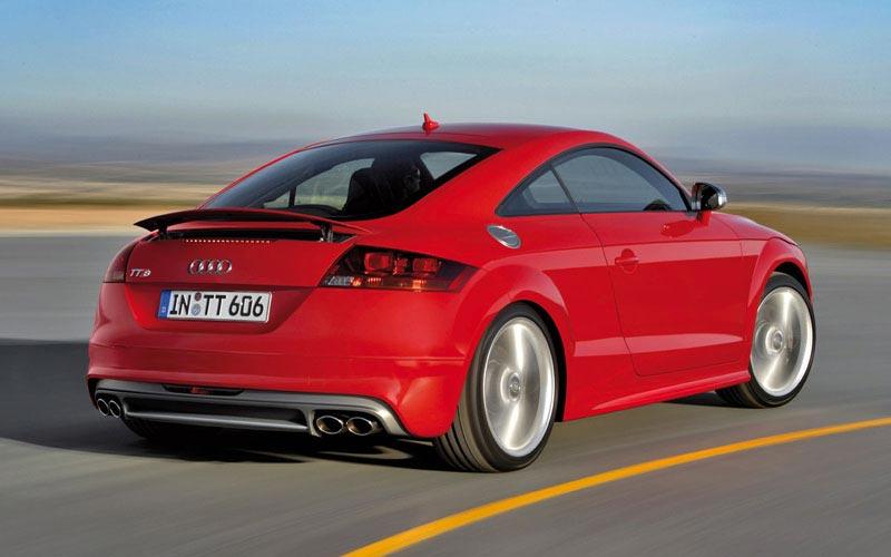 Фото Audi TTS  (2008-2010)