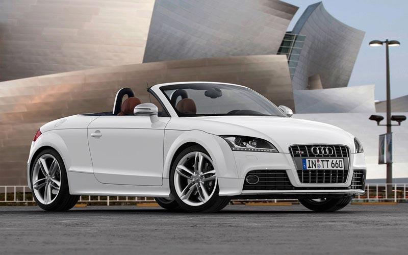 Фото Audi TTS Roadster  (2008-2010)