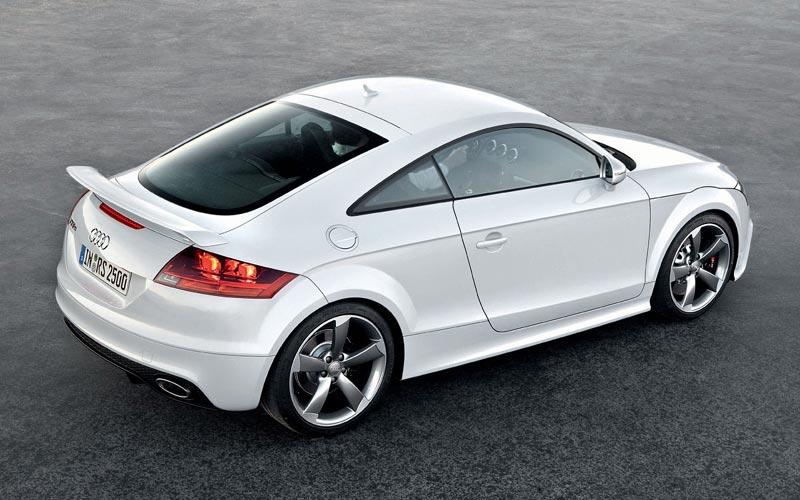 Фото Audi TT RS  (2009-2014)