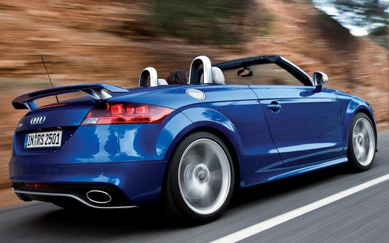 Фото Audi TT RS Roadster  (2009-2014)