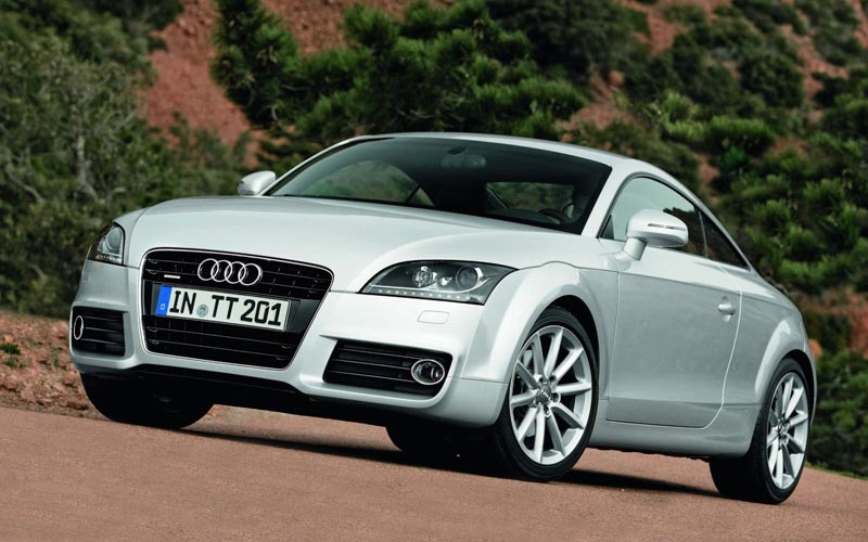 Фото Audi TT  (2010-2014)