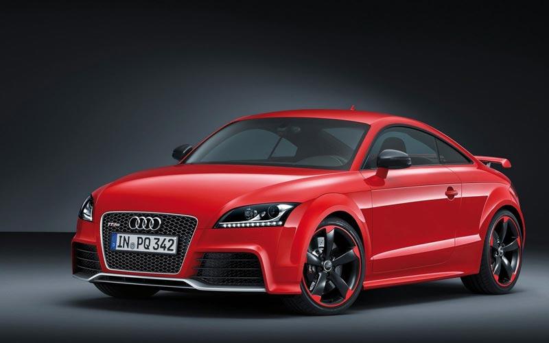 Фото Audi TT RS plus