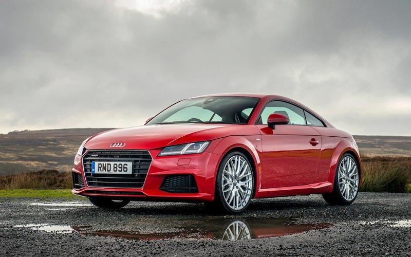 Фото Audi TT