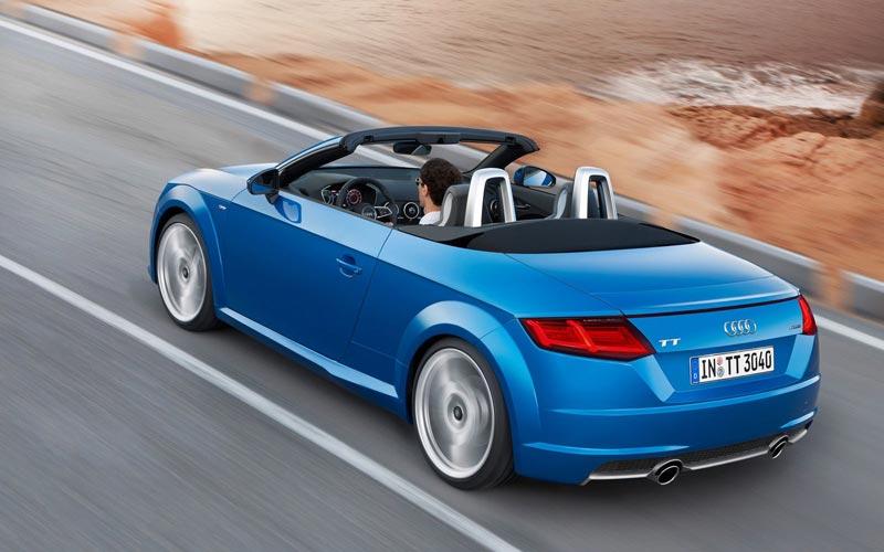 Фото Audi TT Roadster