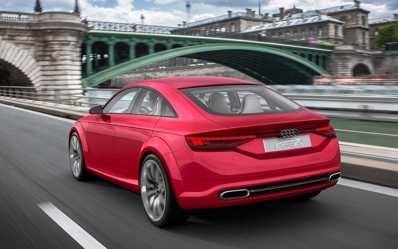 Фото Audi TT Sportback Concept