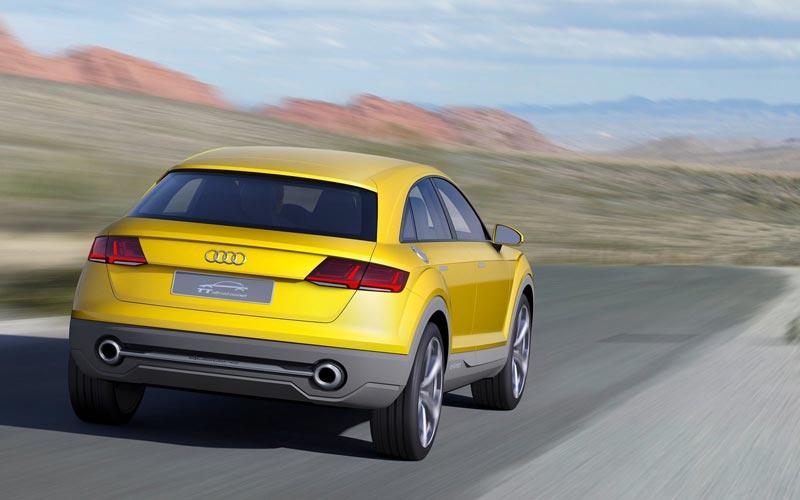 Фото Audi TT Offroad Concept