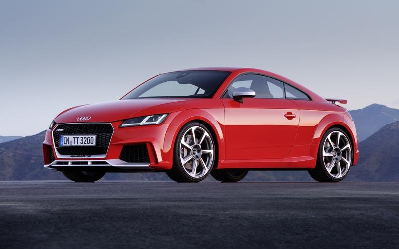 Фото Audi TT RS