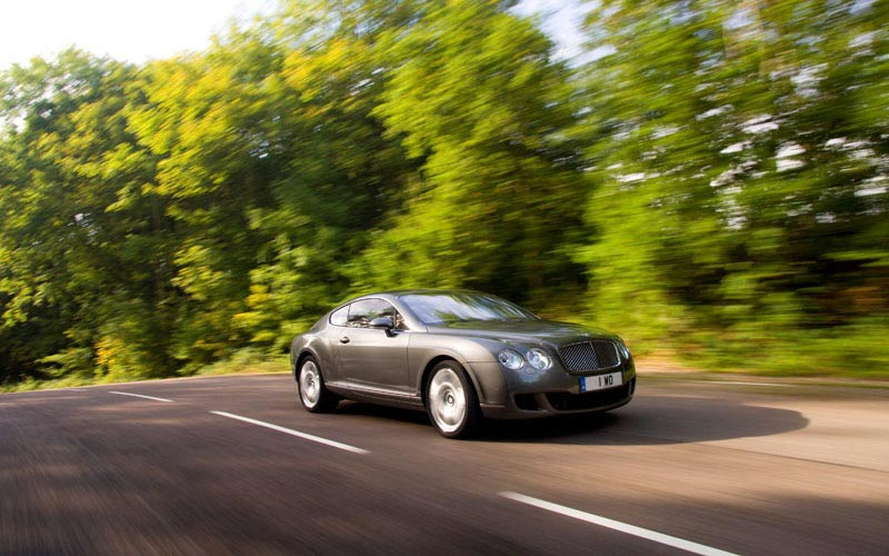 Фото Bentley Continental GT Speed  (2007-2011)