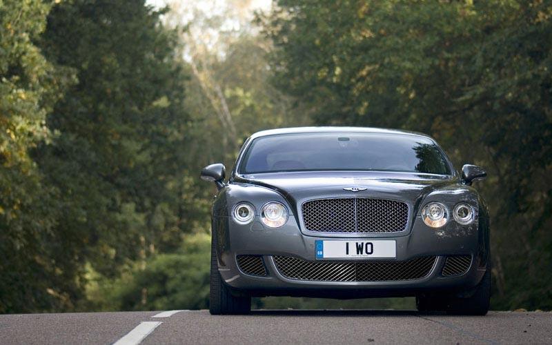 Фото Bentley Continental GT Speed  (2007-2011)