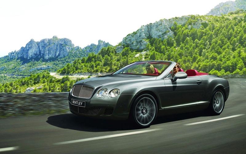Фото Bentley Continental GTC Speed  (2009-2011)
