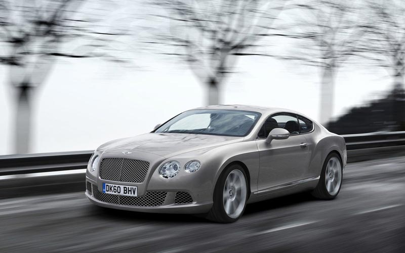 Фото Bentley Continental GT  (2011-2015)