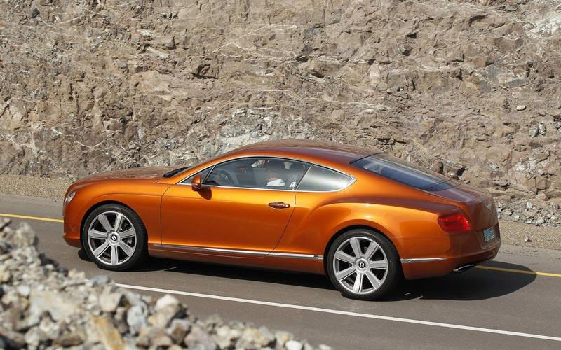 Фото Bentley Continental GT  (2011-2015)