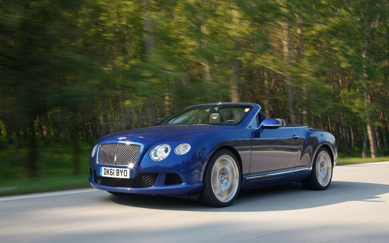Фото Bentley Continental GTC  (2011-2015)