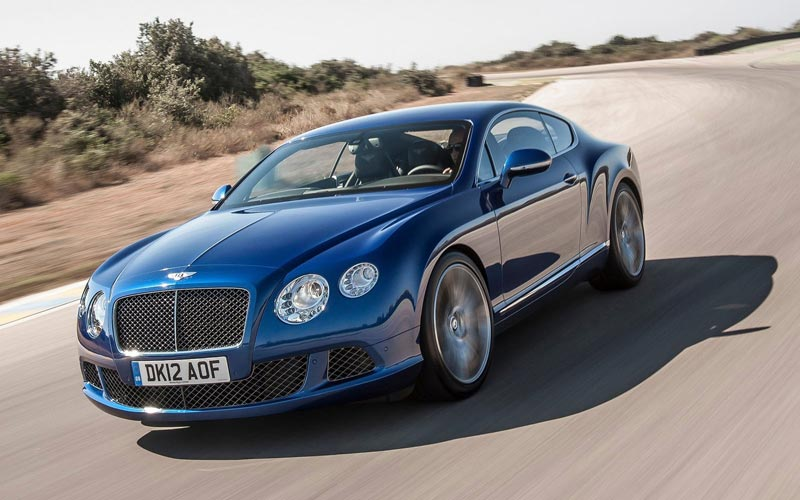 Фото Bentley Continental GT Speed  (2012-2015)