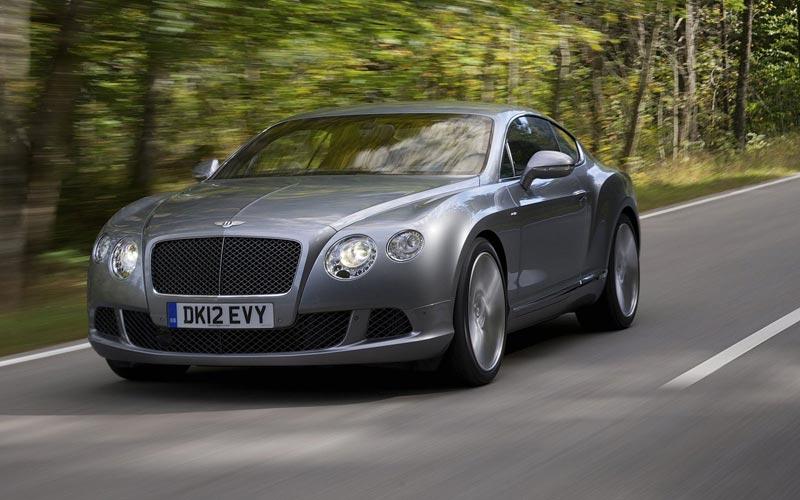 Фото Bentley Continental GT Speed  (2012-2015)