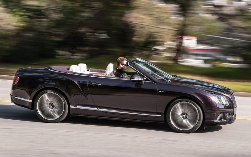 Фото Bentley Continental GTC Speed  (2013-2015)