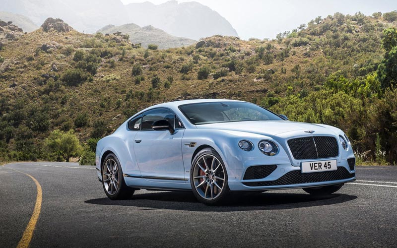 Фото Bentley Continental GT