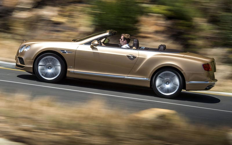 Фото Bentley Continental GTC  (2015-2017)