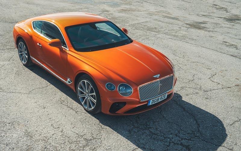 Фото Bentley Continental GT