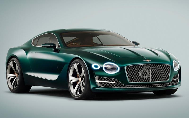 Фото Bentley EXP 10 Speed 6