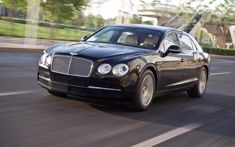 Фото Bentley Continental Flying Spur  (2013-2019)
