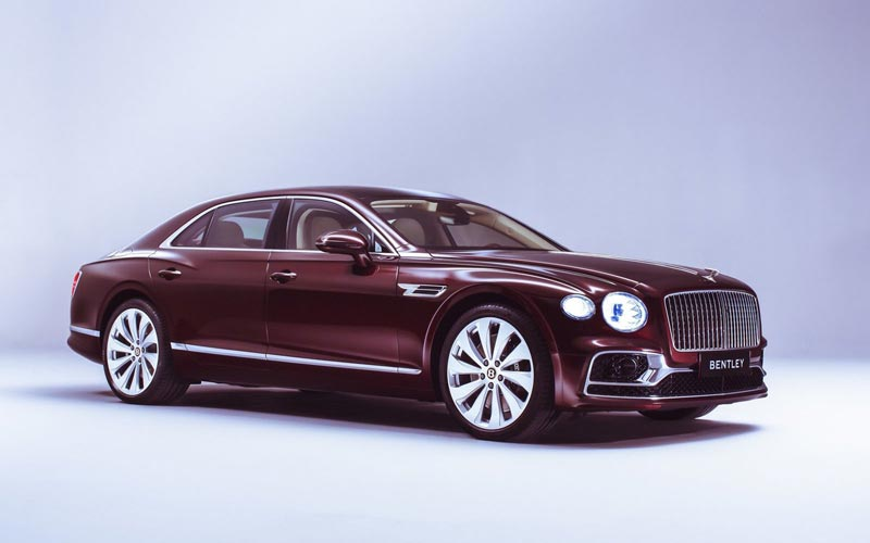 Фото Bentley Flying Spur