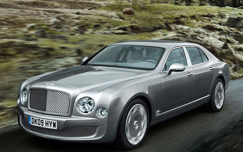 Фото Bentley Mulsanne  (2010-2016)