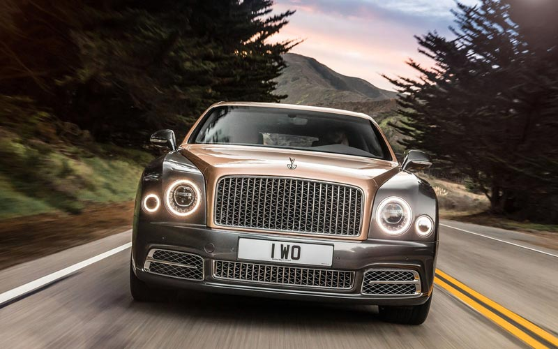 Фото Bentley Mulsanne EWB
