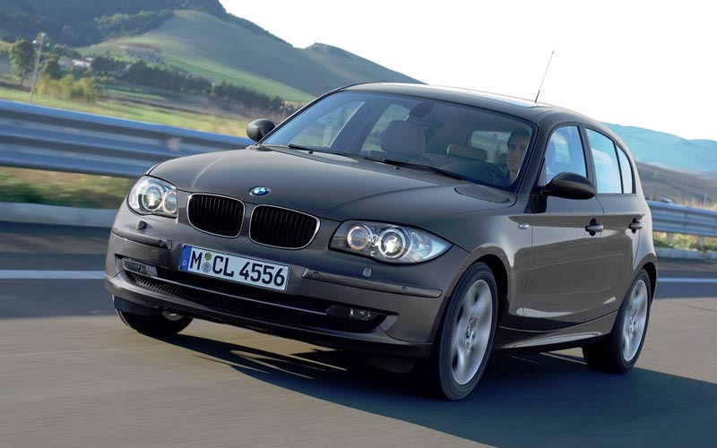 Фото BMW 1-series  (2007-2011)