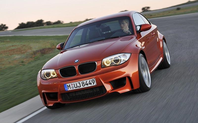 Фото BMW 1-series M Coupe