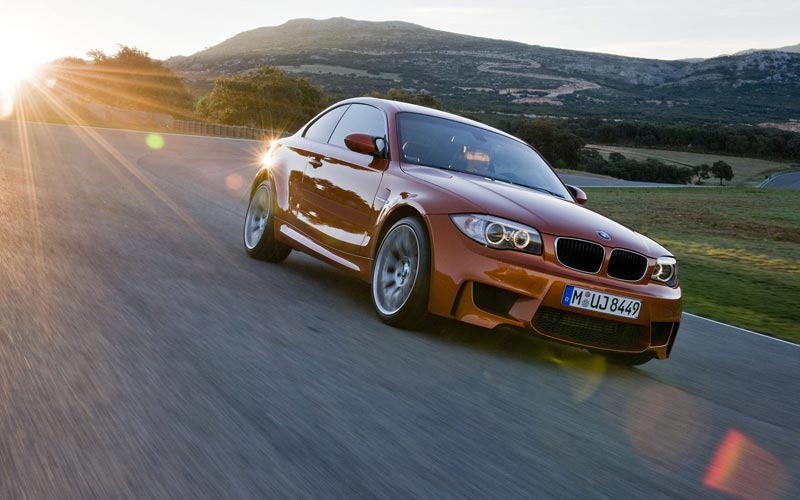 Фото BMW 1-series M Coupe