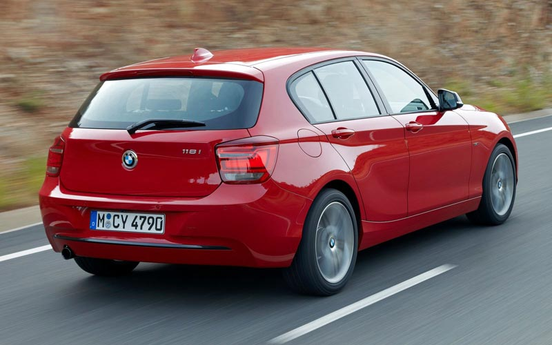 Фото BMW 1-series  (2011-2015)