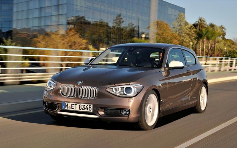 Фото BMW 1-series 3-Door  (2012-2015)