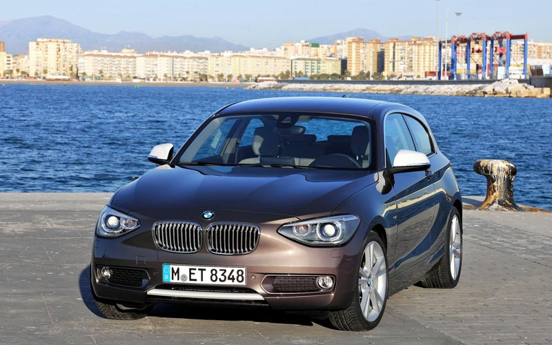 Фото BMW 1-series 3-Door  (2012-2015)