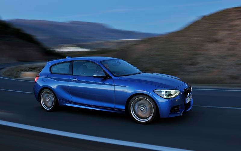 Фото BMW M135i  (2012-2015)