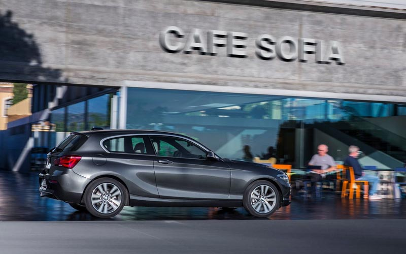Фото BMW 1-series 3-Door