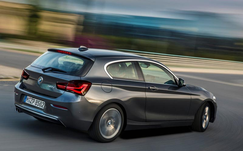 Фото BMW 1-series 3-Door