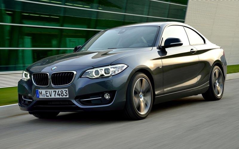 Фото BMW 2-series  (2014-2017)
